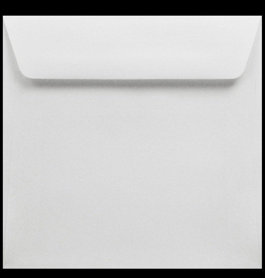 Svadobné oznámenie d 6004 štvorcové svadobné oznámenie biely